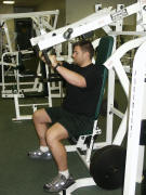 Chest Strength Training – Hammer Incline Press