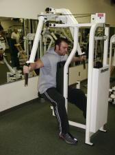 Shoulder Strengthening Exercises For Back Pain Spine Health